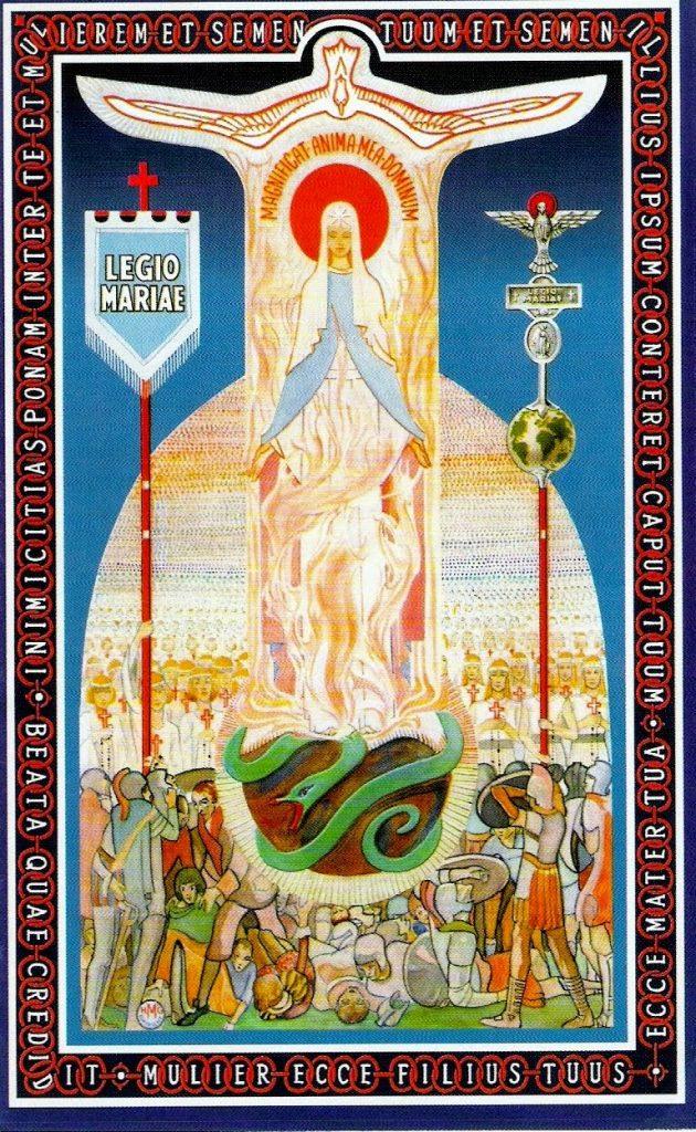 Ikona Legionu Maryi