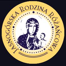 Jasnogórska Rodzina Różańcowa - logotyp
