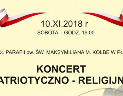 Koncert Chóru Uniwersytetu Kardynała Stefana Wyszyńskiego w Warszawie.