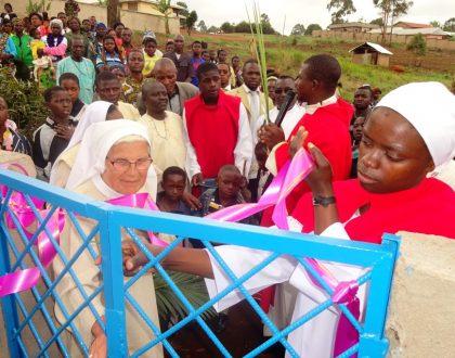 List siostry Tomaszy Bogumiły Sadowskiej z Kamerunu