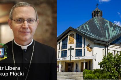 Słowo Biskupa Płockiego w związku z II Synodem Młodzieży Diecezji Płockiej
